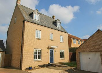 Thumbnail 5 bed town house for sale in Parsonage Way, Linton, Cambridge