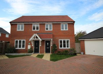 3 bed semi-detached house for sale in Mariners Way, Trimley St. Mary, Felixstowe IP11