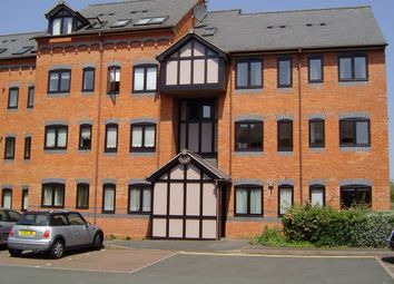 Thumbnail 2 bed flat to rent in The Gatehouse, The Moorings, Myton Road, Leamington Spa