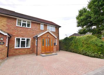Thumbnail 2 bed end terrace house for sale in Hornbeam Close, Brentwood, Essex