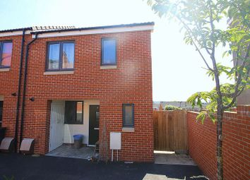 Thumbnail 3 bed end terrace house for sale in Cottle Close, Glastonbury