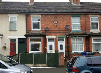 Thumbnail 3 bed terraced house to rent in Oak Street, Burton-On-Trent, Staffordshire