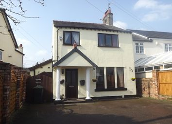 Thumbnail 3 bed detached house for sale in Smithy Lane, Little Sutton, Ellesmere Port