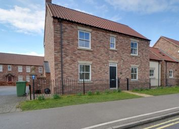 4 bed detached house for sale in Station Road, Howden, Goole DN14
