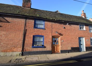 Thumbnail 2 bed terraced house for sale in Benton Street, Hadleigh, Ipswich