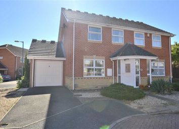 Thumbnail 3 bed semi-detached house for sale in Trajan Gate, Stevenage, Herts