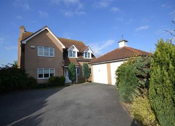 Thumbnail 4 bed detached house for sale in Blyth Way, Laceby
