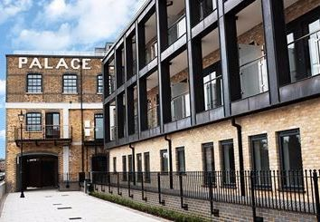 Thumbnail 1 bed flat to rent in 17, Palace Wharf Apartments, London