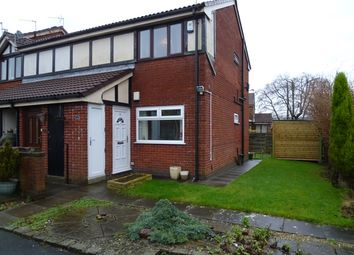 Thumbnail 1 bed flat to rent in For Rent Alders Court, Bardsley, Medlock Vale, Oldham, Lancashire