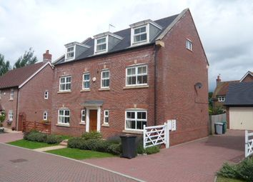 Thumbnail 6 bed detached house to rent in Wychwood Park, Weston, Crewe, Cheshire
