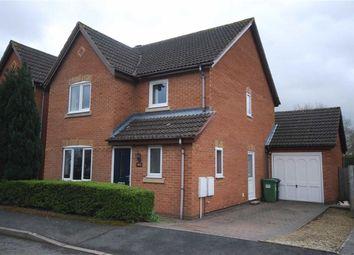 Thumbnail Detached house for sale in Hazle Close, Ledbury, Herefordshire