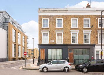 Thumbnail 1 bed flat for sale in Packington Street, Islington, London