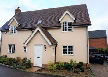 Thumbnail 4 bedroom detached house for sale in Forge End, Hitchin