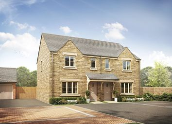 "Thumbnail 3 bed semi-detached house for sale in ""Winchcombe"" at Malleson Road, Gotherington, Cheltenham"
