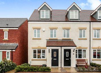 Thumbnail 3 bed terraced house for sale in Glaramara Drive, Carlisle