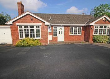 Thumbnail 3 bed detached bungalow for sale in The Croft, Drayton Lane, Drayton Bassett, Tamworth, Staffordshire