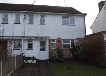 Thumbnail 3 bedroom semi-detached house to rent in Church Road, Rayleigh