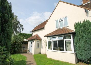 Thumbnail 3 bed end terrace house for sale in Little Ashfield, Midhurst, West Sussex, .