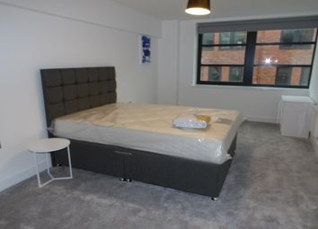 Thumbnail 1 bed flat to rent in Pope Street, Birmingham