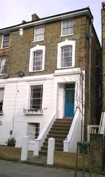 Thumbnail 3 bedroom flat to rent in Agar Grove, London