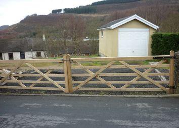 Thumbnail Land for sale in 1 Fforchneol Row, Cwmaman, Aberdare, Rhondda Cynon Taff