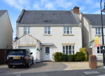 Thumbnail 4 bed detached house for sale in Pollard Road, Weston Village, Weston-Super-Mare