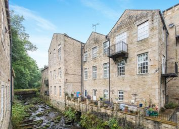 Thumbnail 2 bed flat for sale in Woodcote Fold, Oakworth, Keighley