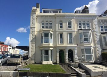 Thumbnail 1 bed flat to rent in Woodland Terrace, Greenbank Road, Plymouth