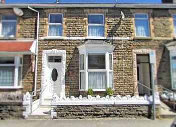 Thumbnail 3 bedroom terraced house for sale in Geoffrey Street, Neath, Neath Port Talbot.
