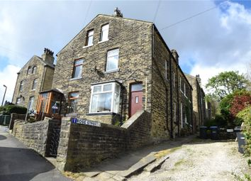 Thumbnail 3 bed end terrace house to rent in Cold Street, Haworth, Keighley