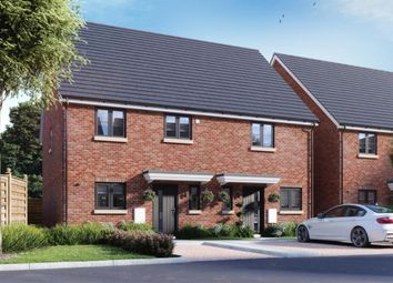 Thumbnail 2 bed semi-detached house for sale in Pottery Grove, The Droveway, Deal, Kent