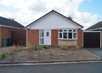 Thumbnail 2 bed detached bungalow for sale in Cormorant Rise, Worcester