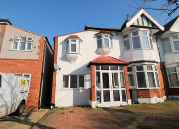 Thumbnail 4 bed end terrace house for sale in Hatley Avenue, Ilford