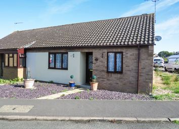 2 bed semi-detached bungalow for sale in Reeds Way, Stowupland, Stowmarket IP14