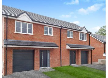 Thumbnail 4 bed semi-detached house for sale in Cefn Glas, Cefn-Mawr
