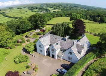 Thumbnail 6 bedroom country house for sale in Yelverton, Devon