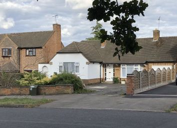 Thumbnail 3 bed bungalow for sale in Ringers Spinney, Off The Fairway, Oadby, Leicestershire