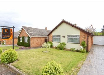 Thumbnail 2 bed detached bungalow for sale in Charlottes, Washbrook, Ipswich