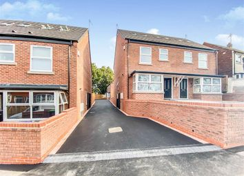 Thumbnail 4 bed semi-detached house to rent in Hall End, Wednesbury