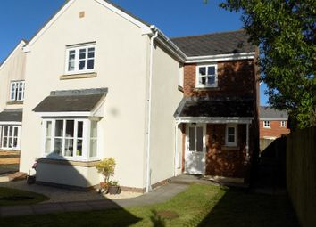 Thumbnail 4 bed detached house for sale in Lakeside Way, Brynmawr, Ebbw Vale