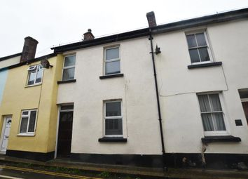 Thumbnail 2 bed terraced house to rent in North Street, Okehampton, Devon