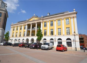Thumbnail 2 bedroom flat to rent in Strathmore House, Queen Mother Square, Poundbury, Dorchester