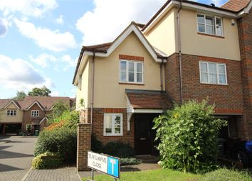 2 bed end terrace house for sale in Elm Lawns Close, Avenue Road, St. Albans, Hertfordshire AL1