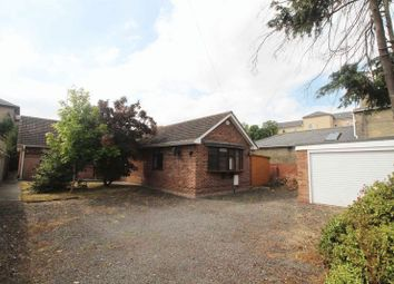 Thumbnail 3 bed detached bungalow for sale in Shadingfield Close, Great Yarmouth