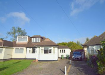 Thumbnail 4 bed semi-detached bungalow for sale in King George Avenue, Walton On Thames, Surrey