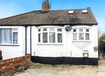 Thumbnail 3 bed bungalow for sale in Sydney Road, Abbeywood, London