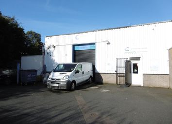Thumbnail Light industrial for sale in Unit Stafford Park 15 Telford, Shropshire