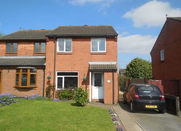 Thumbnail 3 bed property for sale in Wilf Bown Close, Earl Shilton, Leicester