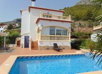 Thumbnail 3 bed villa for sale in Sagra, Alicante, Costa Blanca. Spain