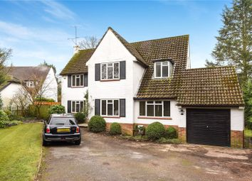 Thumbnail 4 bed detached house to rent in Kingsclear Park, Camberley, Surrey